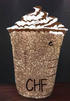 チョコレートクリームチップフラペチーノ®