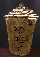 ノンバニラモカキャラメルキャラメルソースチョコレートソースチャンキークッキーフラペチーノ®